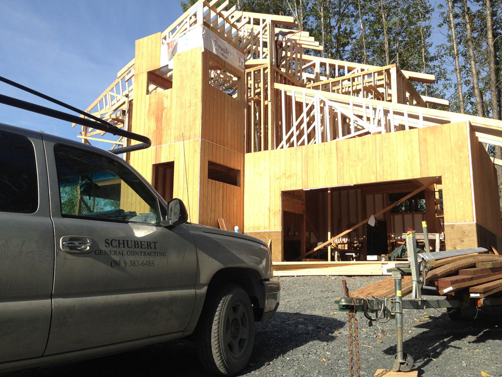 New Home Builder in Girdwood and Anchorage, Alaska