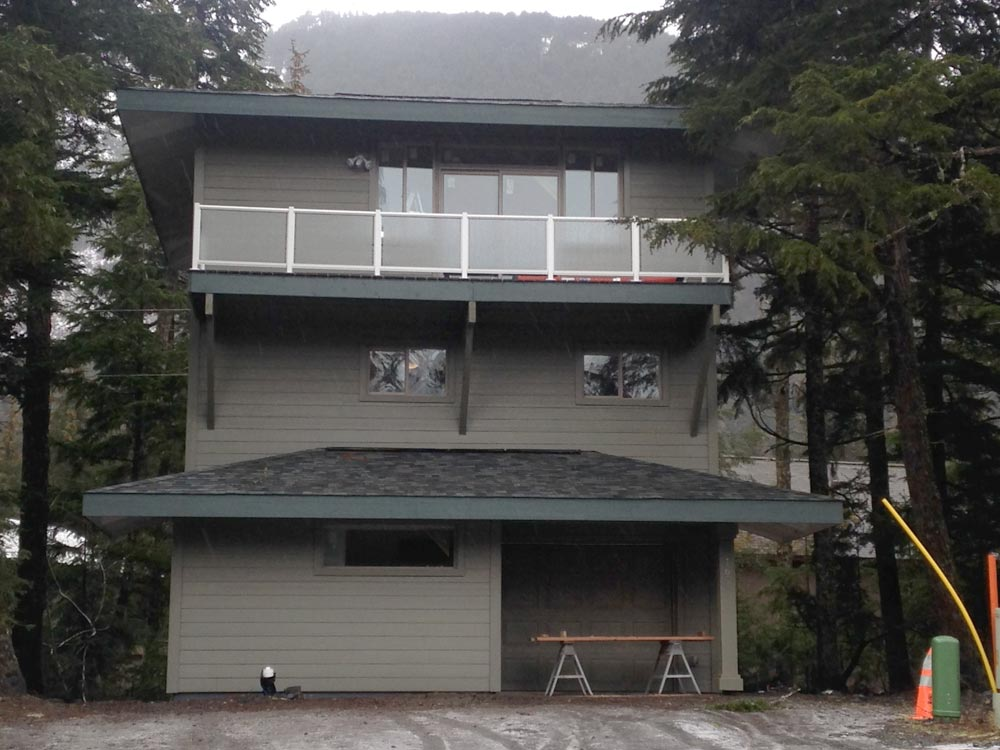 General Contractor: Painting in Girdwood and Anchorage, Alaska